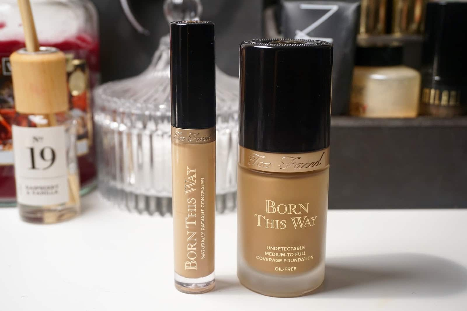 Too Faced Born This Way Foundation Review Ingredients Before After Switch Life